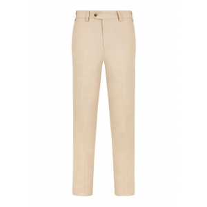Buff Linen Trousers
