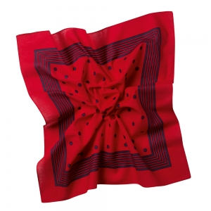 Bandana Red/Navy
