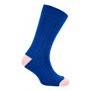 Royal And Rose Winter Cotton Heel And Toe Socks