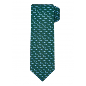 Green Lobster Tie