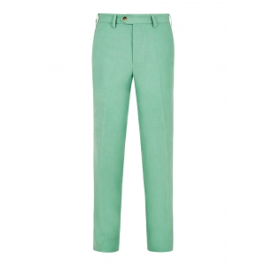 Mint Linen Trousers