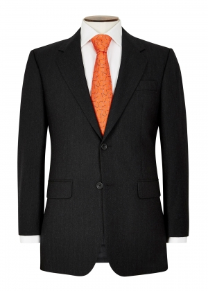 charcoal-herringbone-tailored-suit