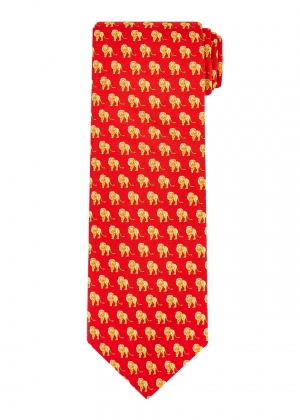 Red Lion Tie