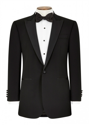 Peak Lapel Dinner Suit