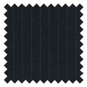 Fine Charcoal Pin Stripe Made To Order