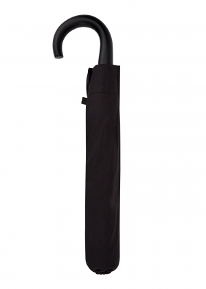 Telescopic Umbrella Black Maple Handle